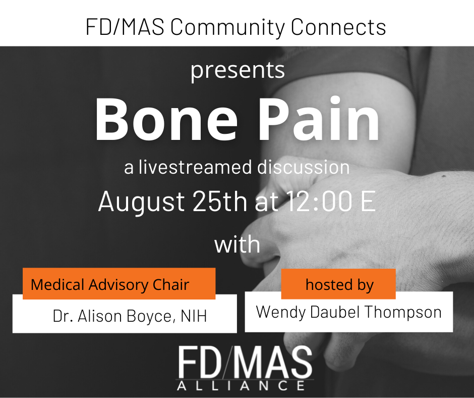 bone pain webinar